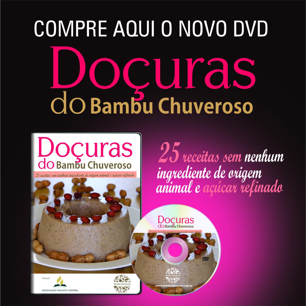 DVD Doçuras